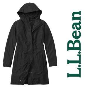 🆕Listing! L.L. Bean H2off Raincoat